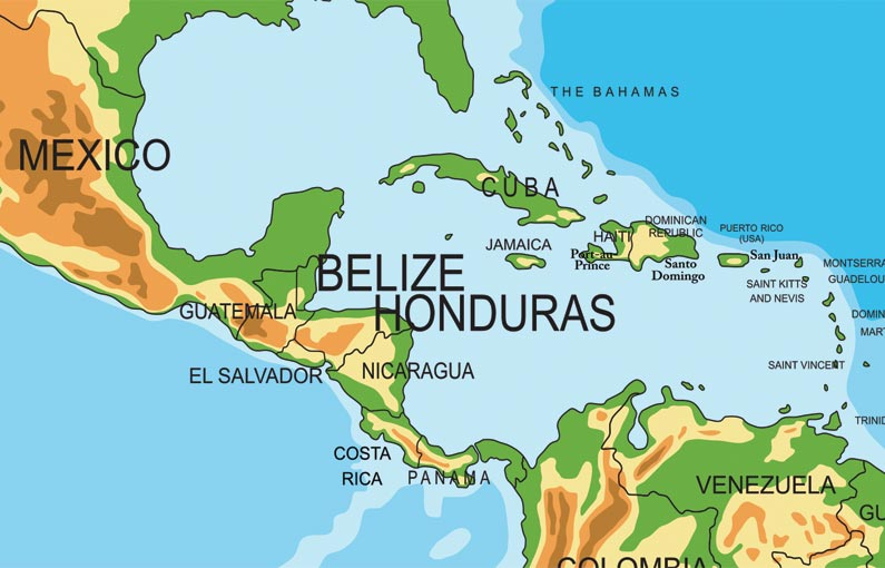 Honduras and Belize