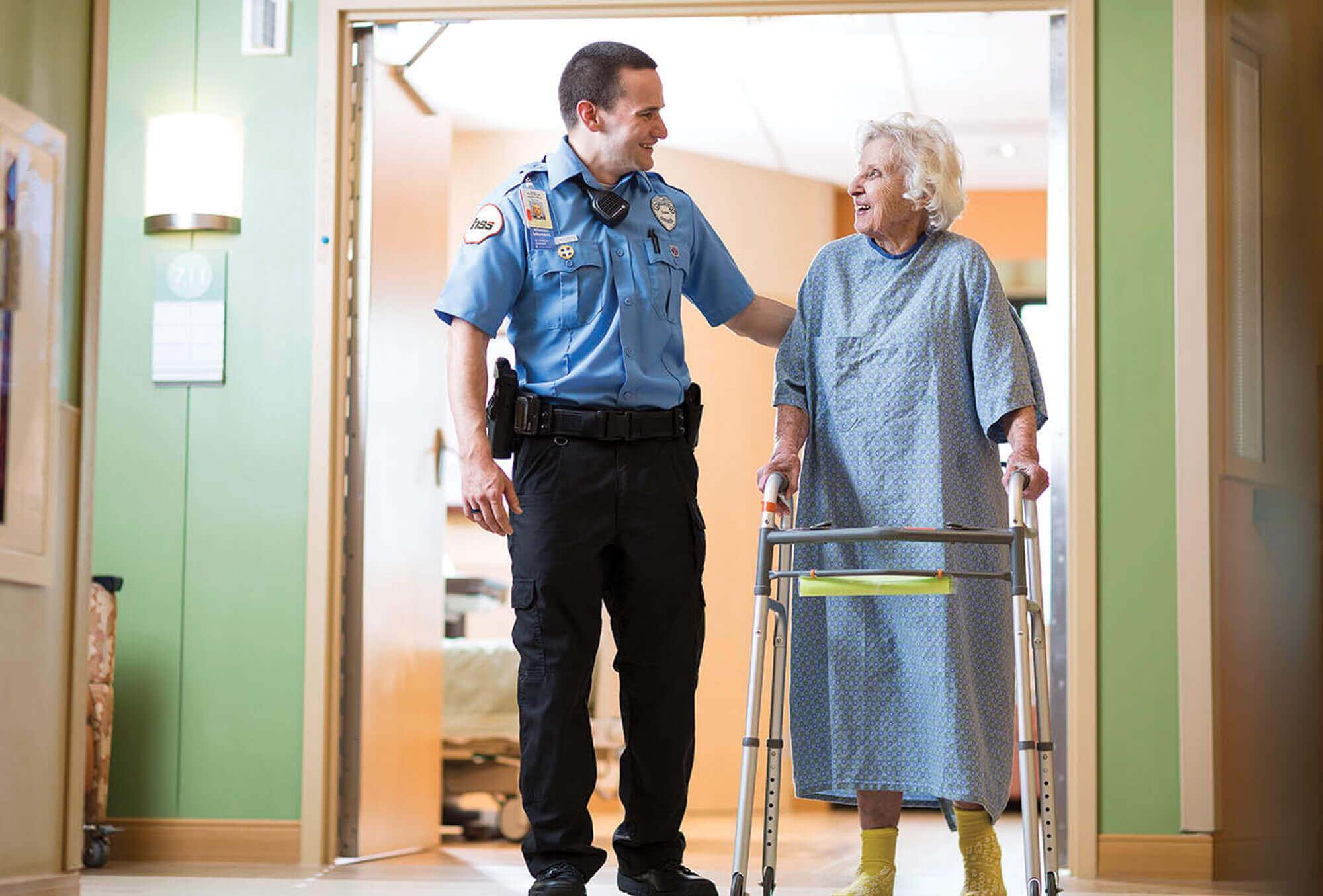 Healthcare & Hospital Security | HSS