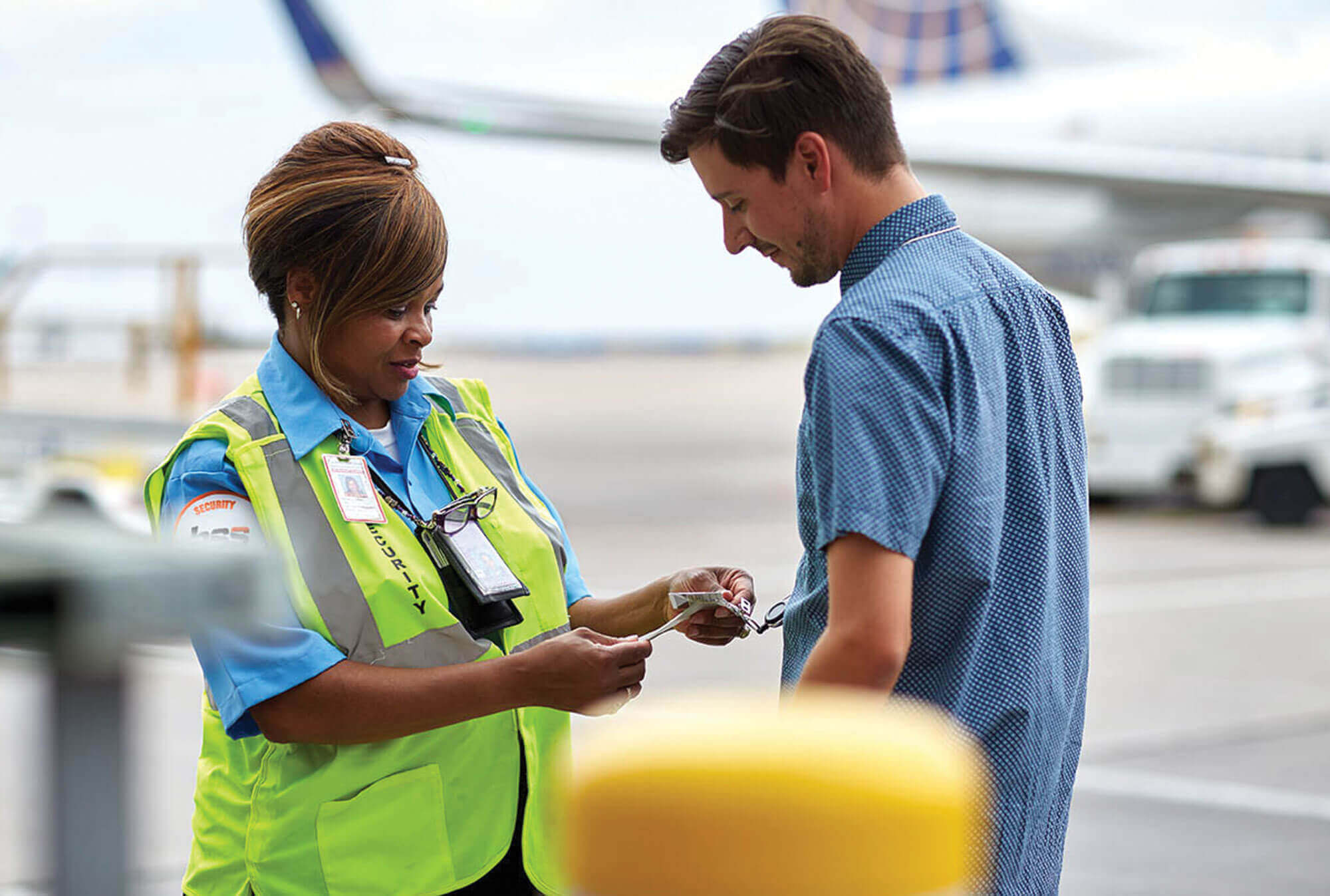 Aviation & Airport Perimeter Security | HSS