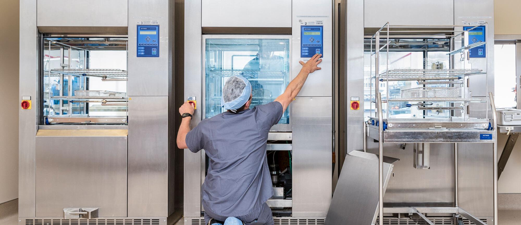 Refurbished Sterilizers & Washers, Medical Equipment